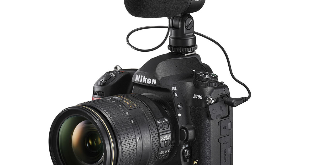 Nikon's D780 is its most serious DSLR for video yet