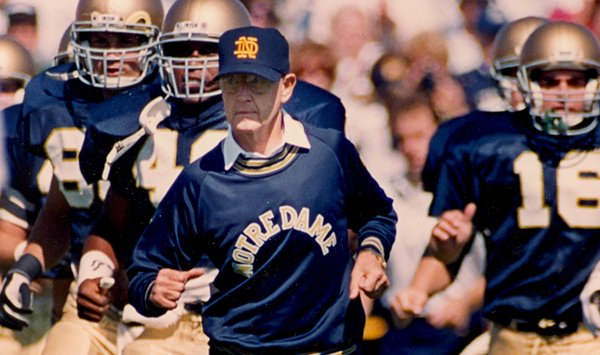 Happy Birthday to the legend himself, Lou Holtz!