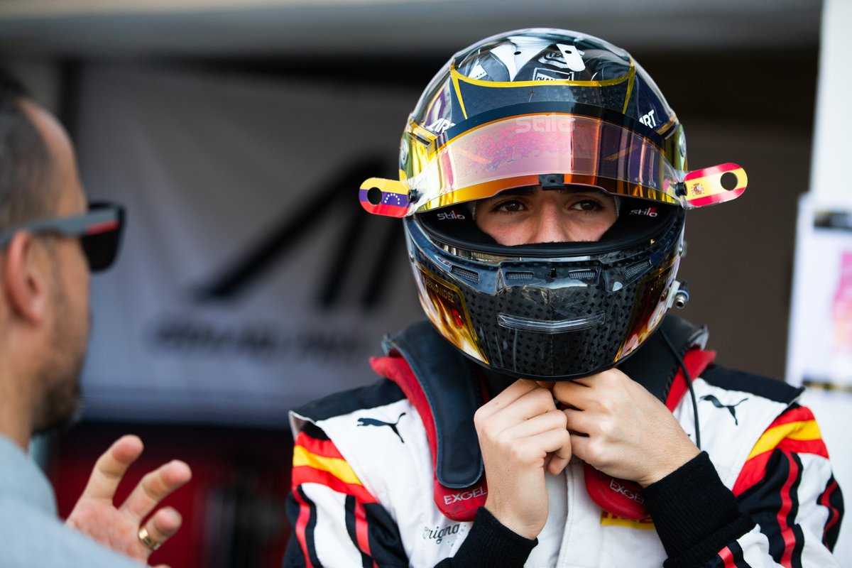 🚨 DRIVER NEWS 🚨  He raced with them in Macau - now @Sebastianferw joins @ARTGP for a full season of FIA Formula 3! ✍️  👉 https://tinyurl.com/Fer-ART  #F3 #Formula3