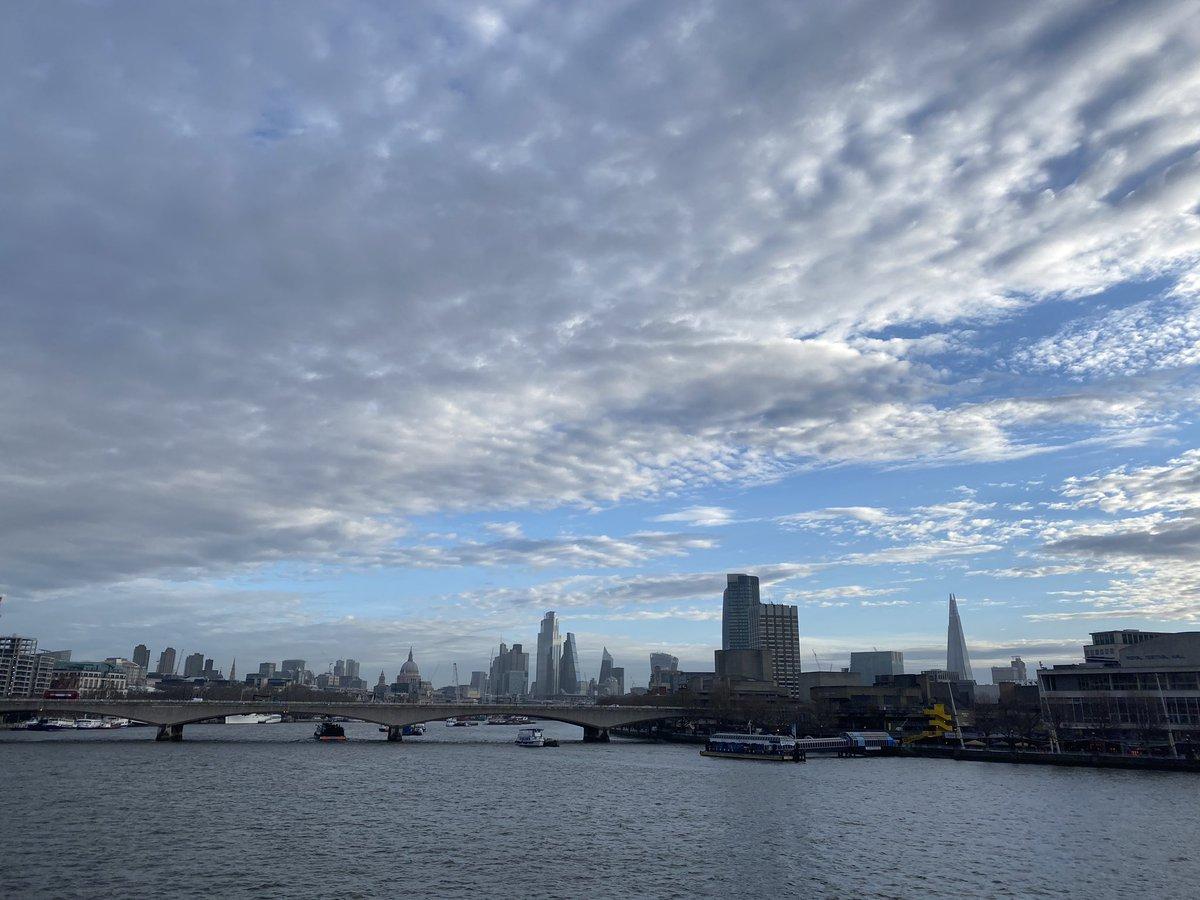 Hello London! ❤️ #backforgood