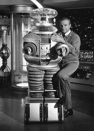 Image result for lost in space 1965 robot