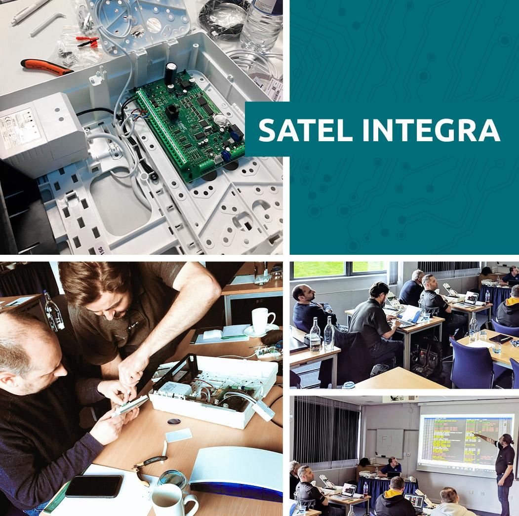 Last few places for hands-on #SATEL #INTEGRA training this month with @Invision_UK and @BrettKarlos available here: https://bit.ly/35sqhNi . A full-day course to enable you to design/install/program integrated #IntrusionDetection .   #Security #SmartHomee #AVTweeps #MadeToProtectpic.twitter.com/G3AQ3kdhuv