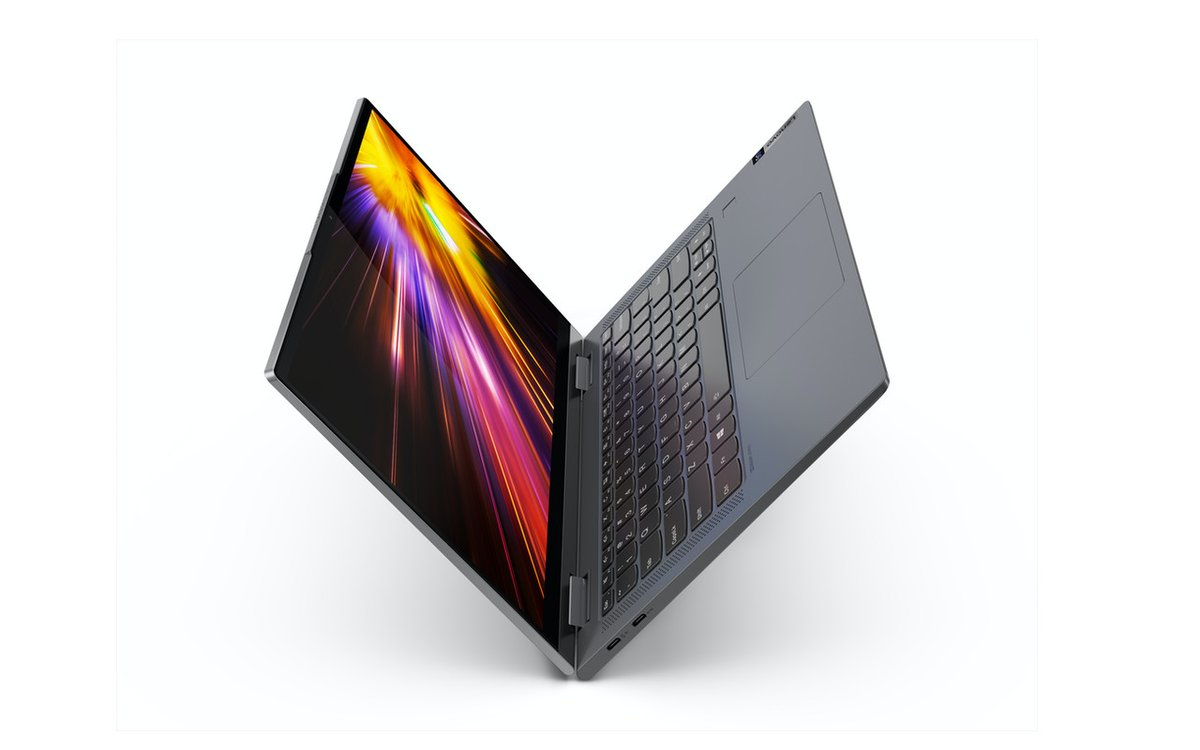 Lenovo's Yoga 5G is the first ARM-powered Windows laptop with 5G