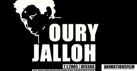 #OuryJalloh