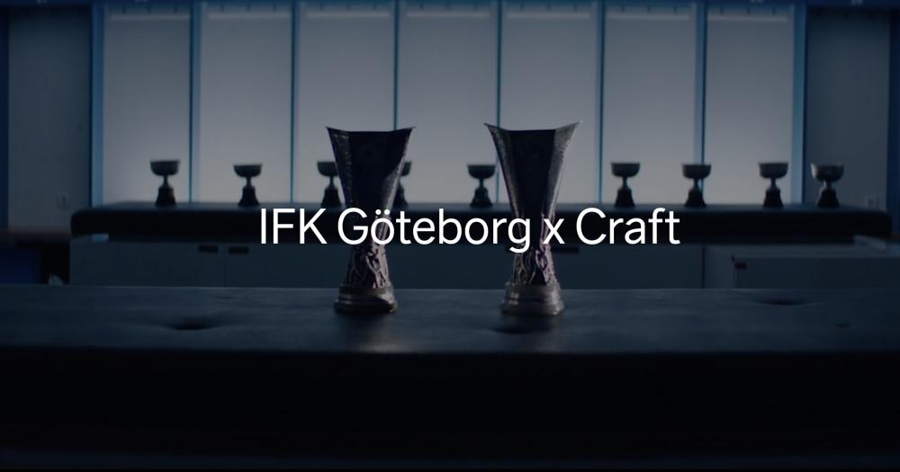 Craft ny partner till IFK Göteborg https://t.co/7wfPIYhTl4 https://t.co/Lgbo2fMt92