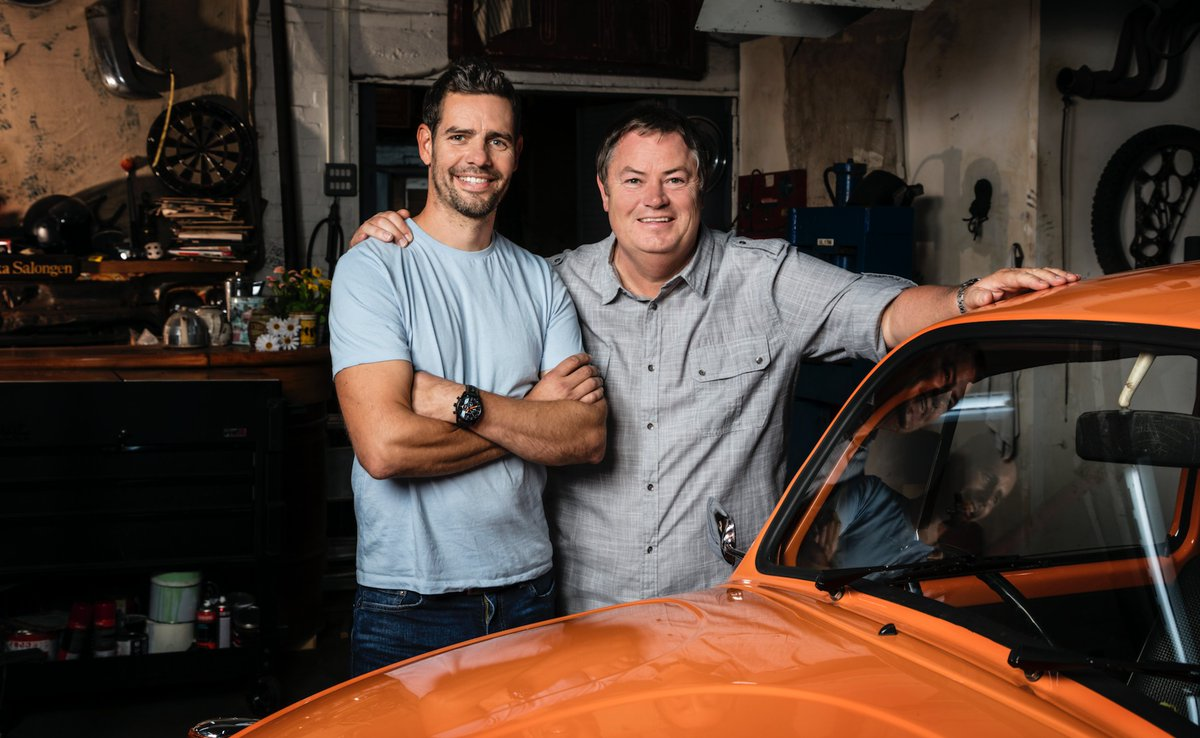 These Are The Coolest Cars Restored On Wheeler Dealers