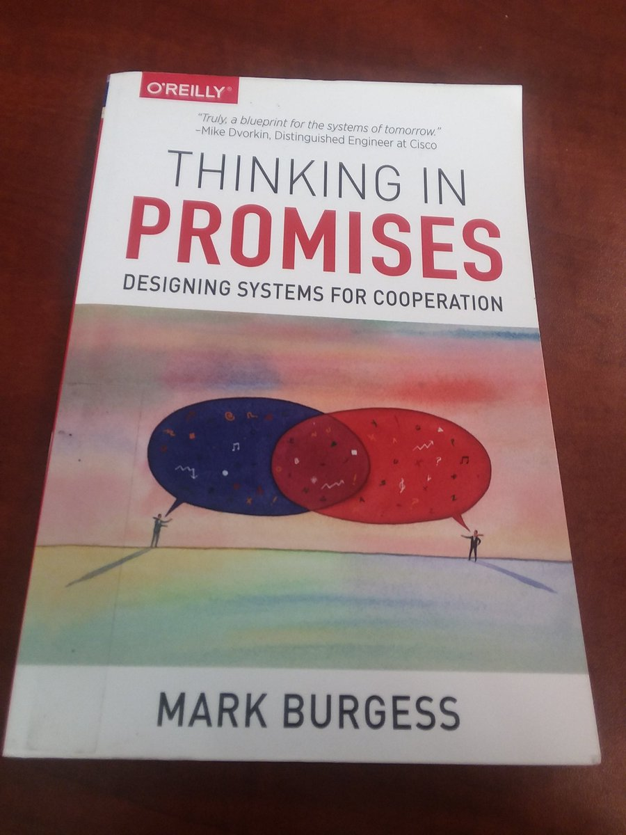 Chris Corriere On Twitter 1st Book I M Reading In 2020 Is My Favorite Book By Markburgess Osl I Ve Read It Before But Figured A Refresh Wouldn T Hurt I Ll Probably Have Questions Comments