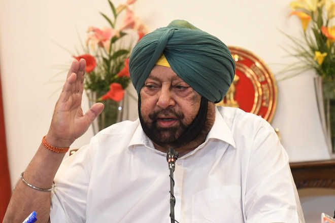 """Capt.Amarinder Singh on Twitter: """"I don't think Sikhs are unsafe in India  but if there's a feeling of insecurity among them, as Akal Takht Jathedar  has said, then fault lies with Centre"""