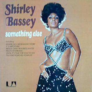 "January 8:Happy 83rd birthday to singer,Shirley Bassey(\""Goldfinger\"")"