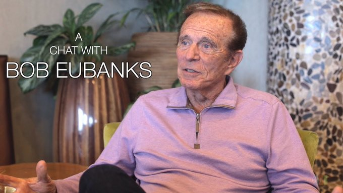 """January 8:Happy 81st birthday to television personality,Bob Eubanks(\""""The Newlywed Game\"""")"""
