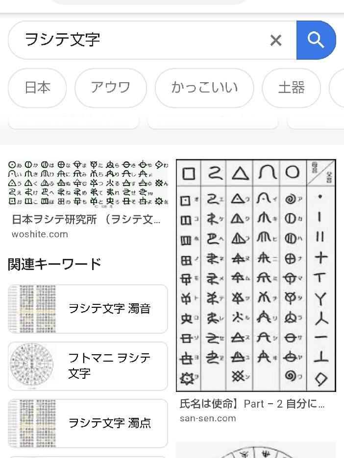 アンノーン 文字