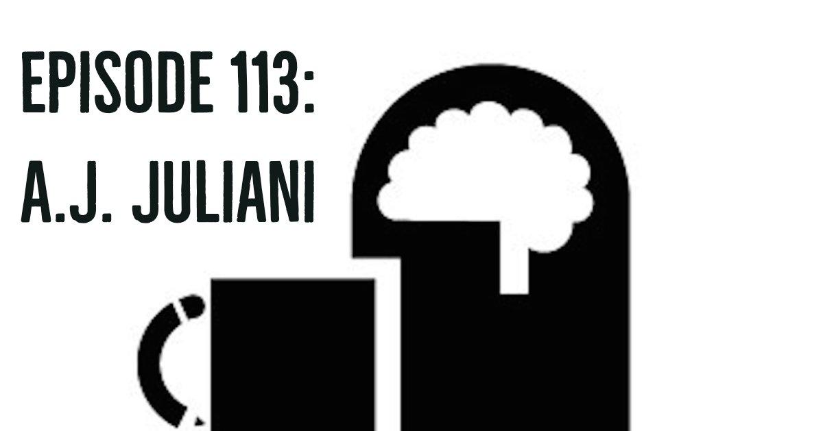 113: A.J. Juliani wp.me/s4covo-113 #pblchat #iaedchat @ajjuliani