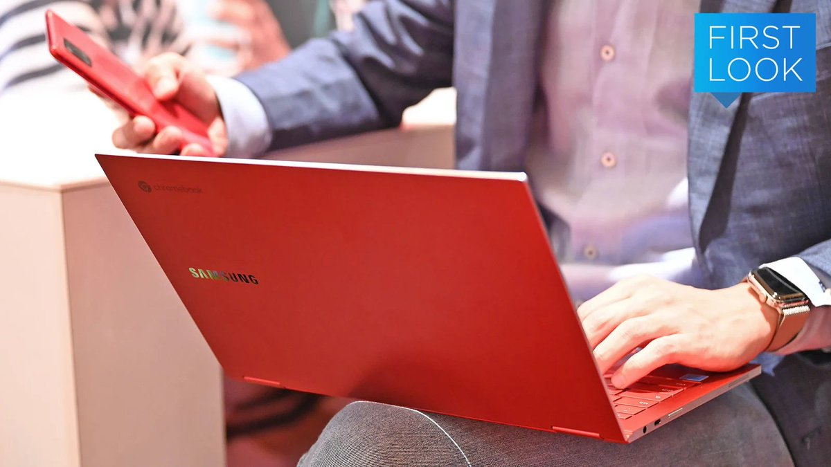 Samsung might just have made the nicest Chromebook ever