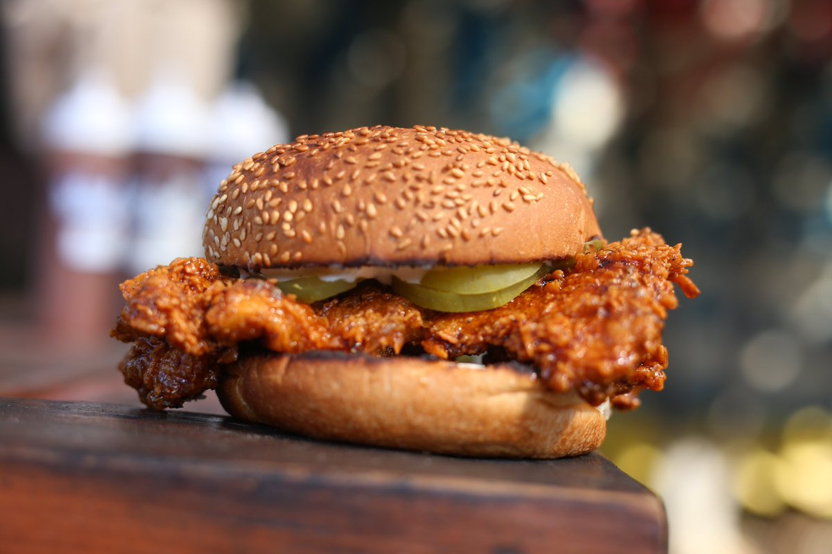 Spicy Chicken Tuesday! RT & comment for a chance at 2 free spicy chicken sandwiches!