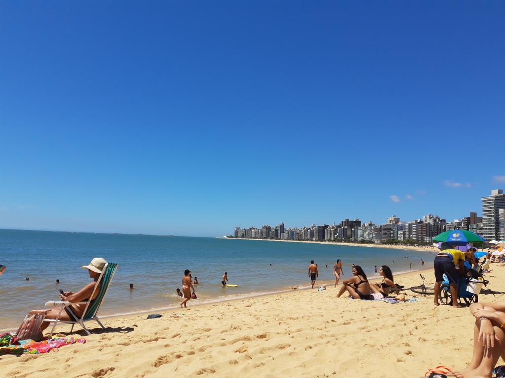 Bom dia!  #PraiaDaCosta pic.twitter.com/2E4wTsXRIt