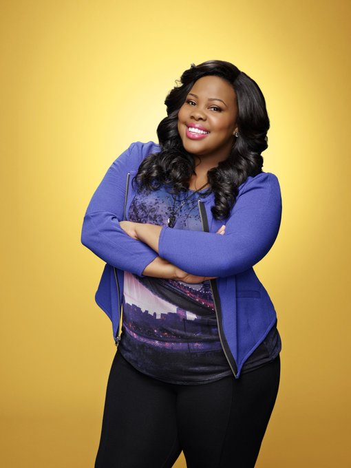 Happy Birthday to our Beyonce, Amber Riley!