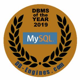 Database Management System of the Year: 1. #MySQL 2. #Oracle 3. #SQLServer https://t.co/cieRgpoKyd @MySQL @OracleDatabase @SQLServer https://t.co/foqyeO0ZSr