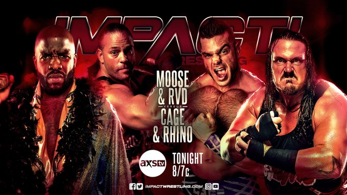 Watch Impact Wrestling 1/7/20 Online – 7th January 2020