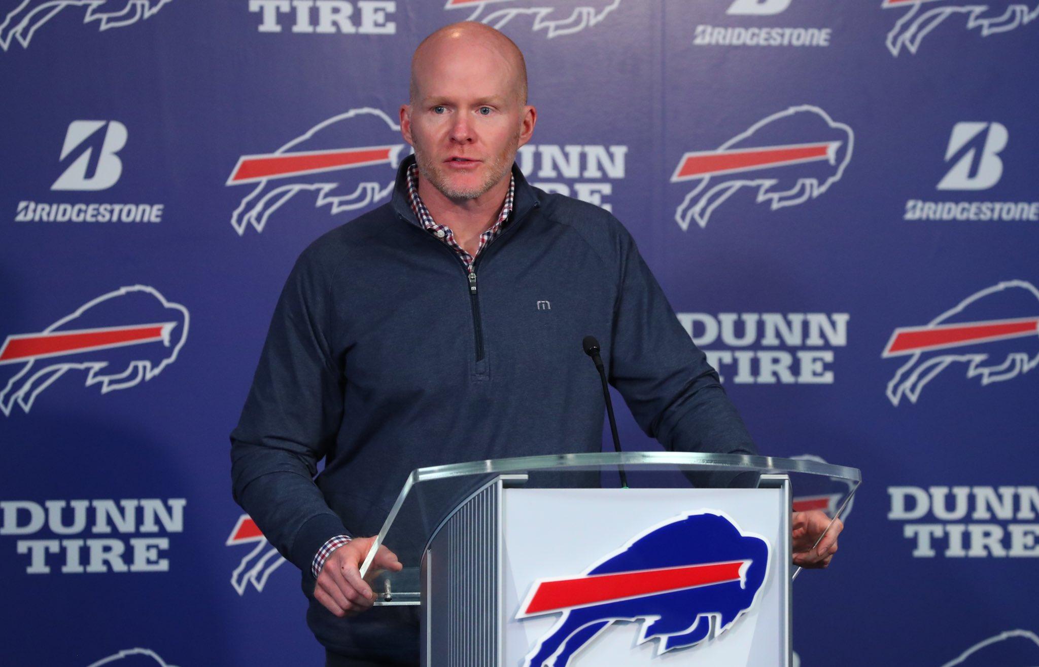 3 key takeaways from Sean McDermott's season-ending press conference on Tuesday