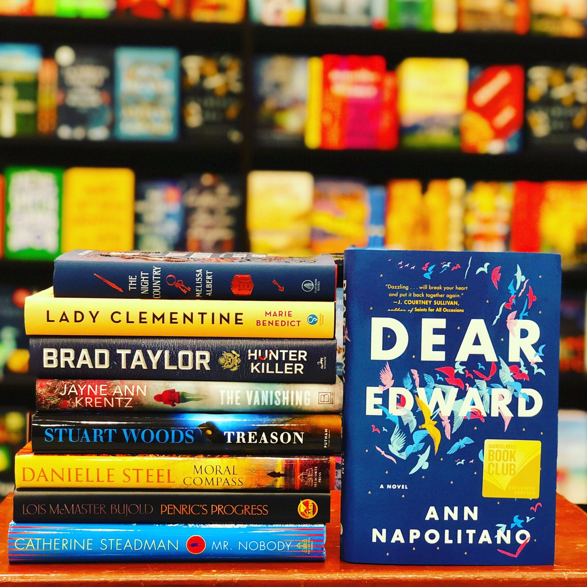 It's #NewReleaseTuesday and we've got the first big books of the year!