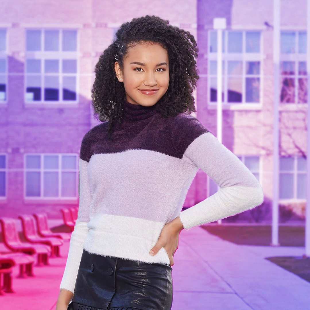 #AndiMack, #DisneySHOOK — this girl has done it! Happy Birthday to #DisneyChannel QUEEN, Sofia Wylie 👑