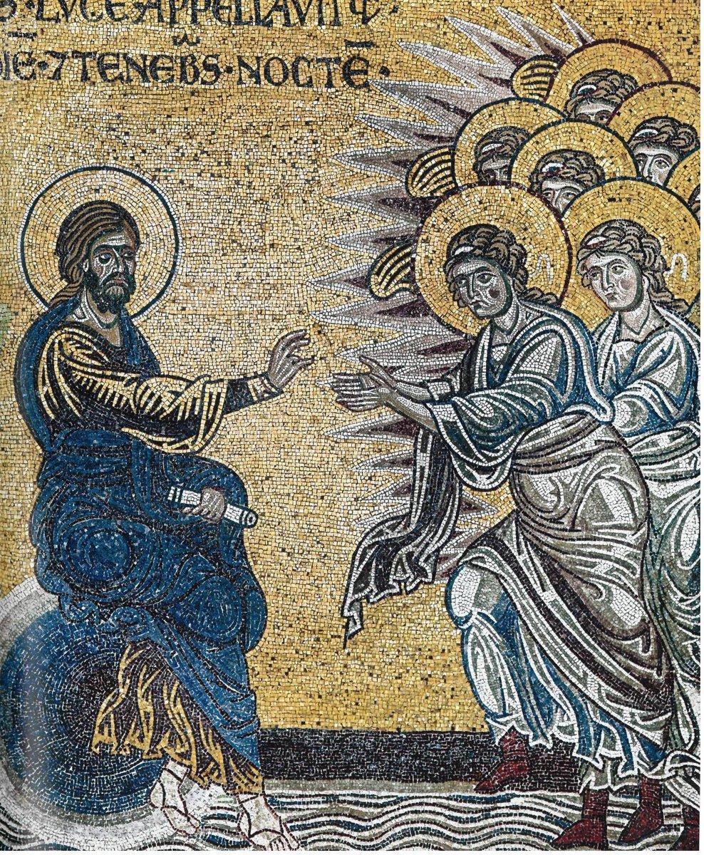 Silvi в Twitter Y El Espíritu De Dios Se Cernía Sobre Las Aguas Dios Dijo Haya La Luz Y Hubo Luz Y Vio Dios Ser Buena La Luz Y La