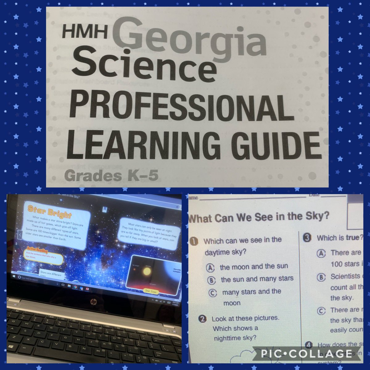 Super helpful @Sci_HCS session on how to use the interactive science resources on HMH. My kiddos will be so excited to use this tomorrow! #HCSExpectExceptionalLearning
