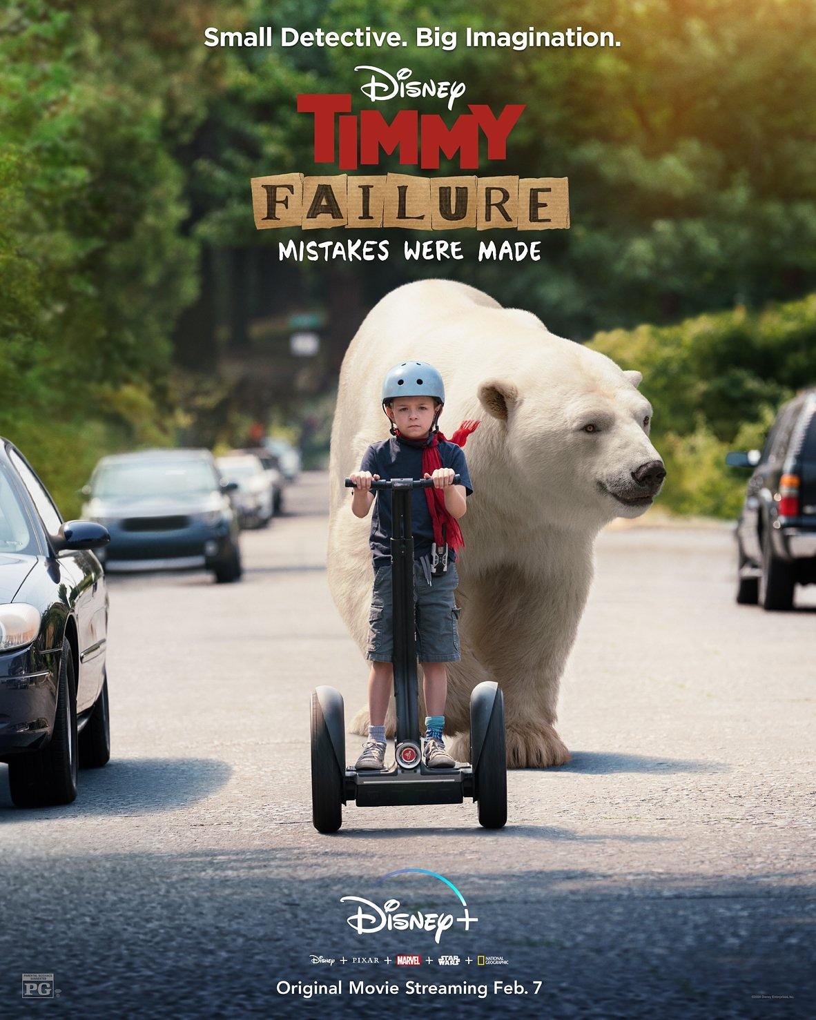Timmy Failure: Mistakes Were Made [Disney - 2020] ENsR9gVWwAEyyE3?format=jpg&name=large