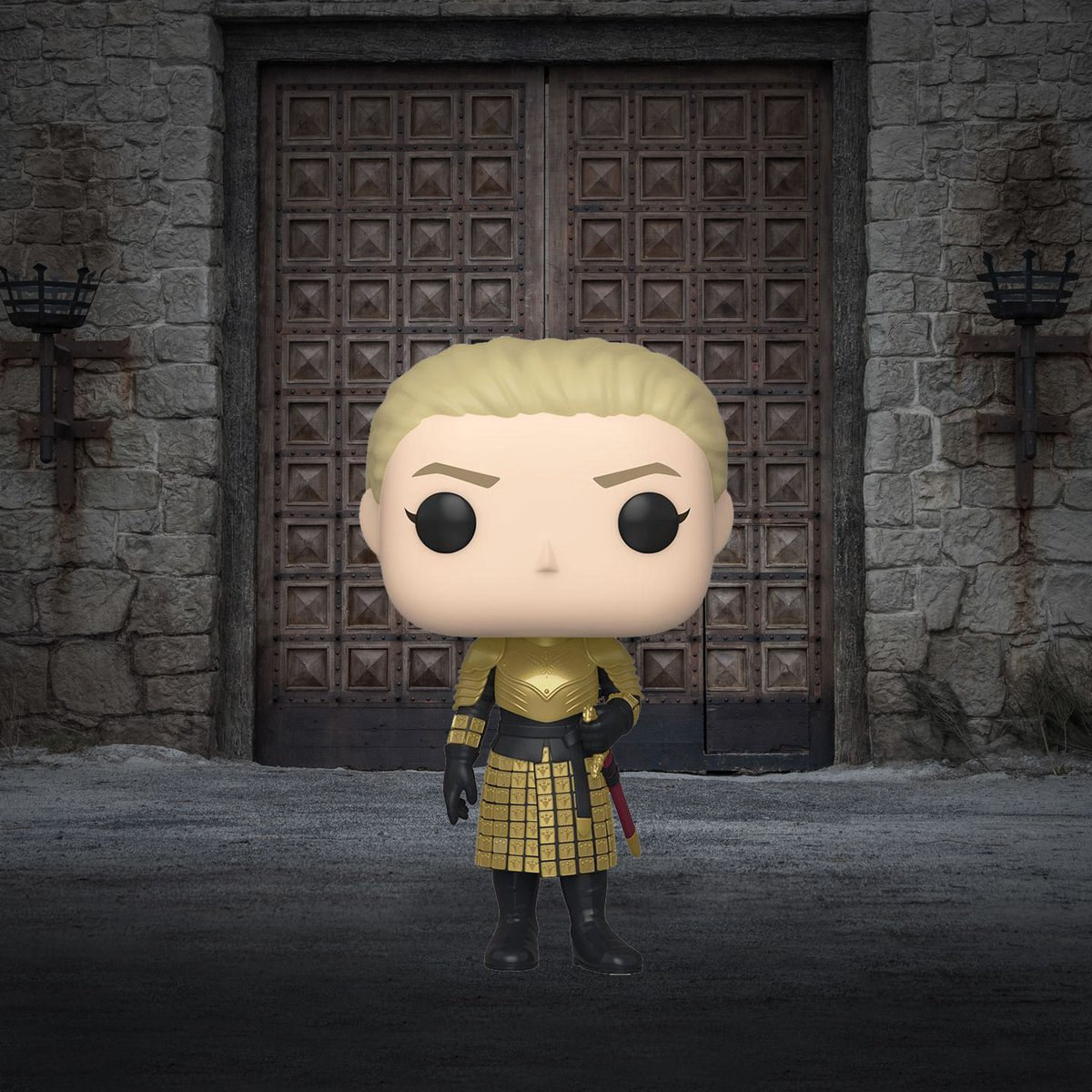 A Knight of the Seven Kingdoms. Take what is yours with the Ser Brienne of Tarth @OriginalFunko in the @HBO Shop: https://t.co/tSocpSXKhV https://t.co/7GhD2drZG0