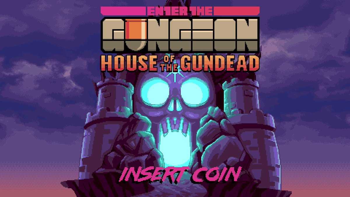 Enter Exit The Gungeon On Twitter Enter The Gungeon Has Surpassed Three Million Copies Sold And We Re So Thankful For The Community S Support Excited To Release House Of The Gundead To Arcades And