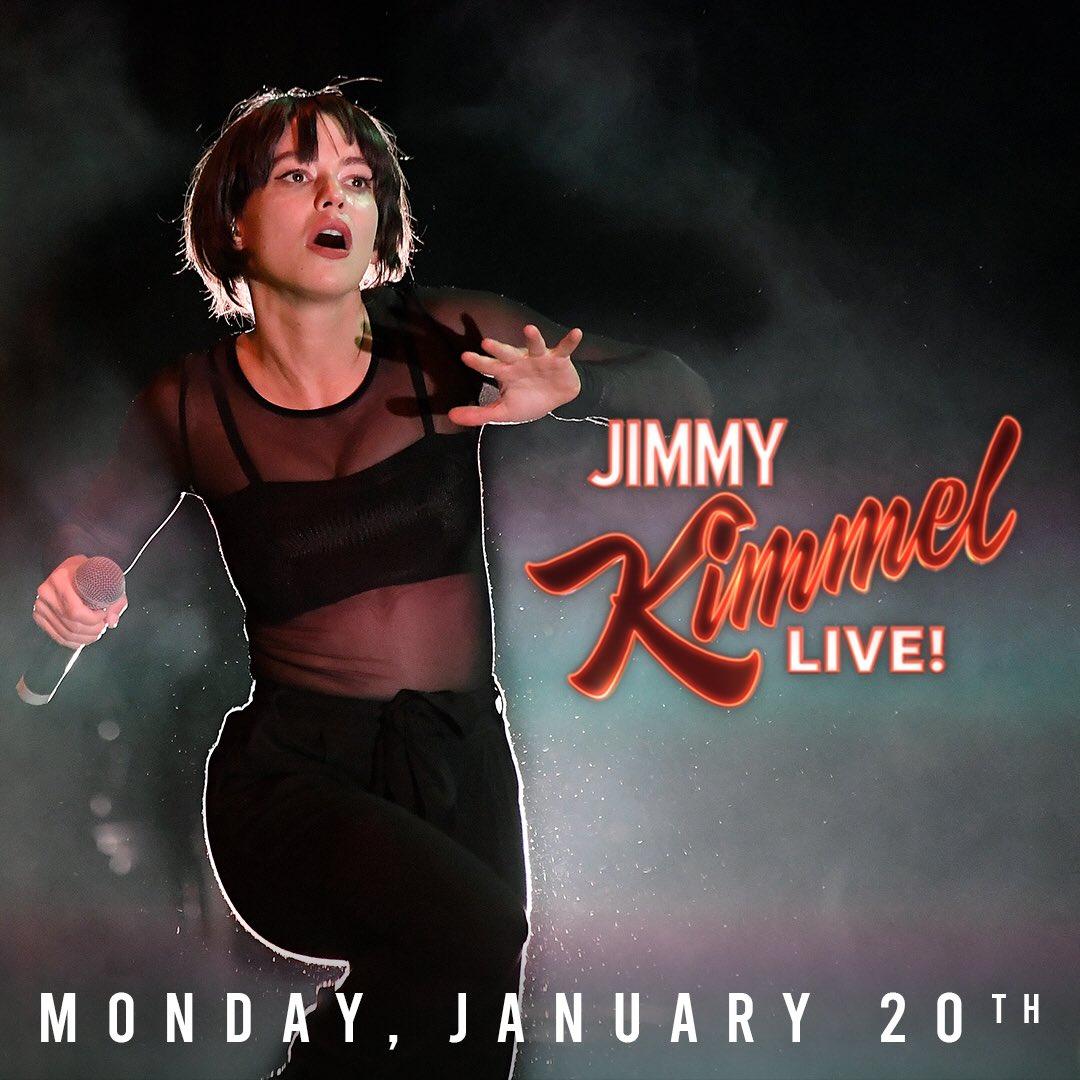 Meg To Perform On Jimmy Kimmel Live!