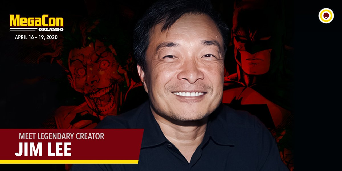 megacon orlando on twitter take flight with legendary creator jim lee at megaconorlando 2020 here s your rare chance to meet the iconic artist get exclusive autograph sessions and more early bird pricing twitter