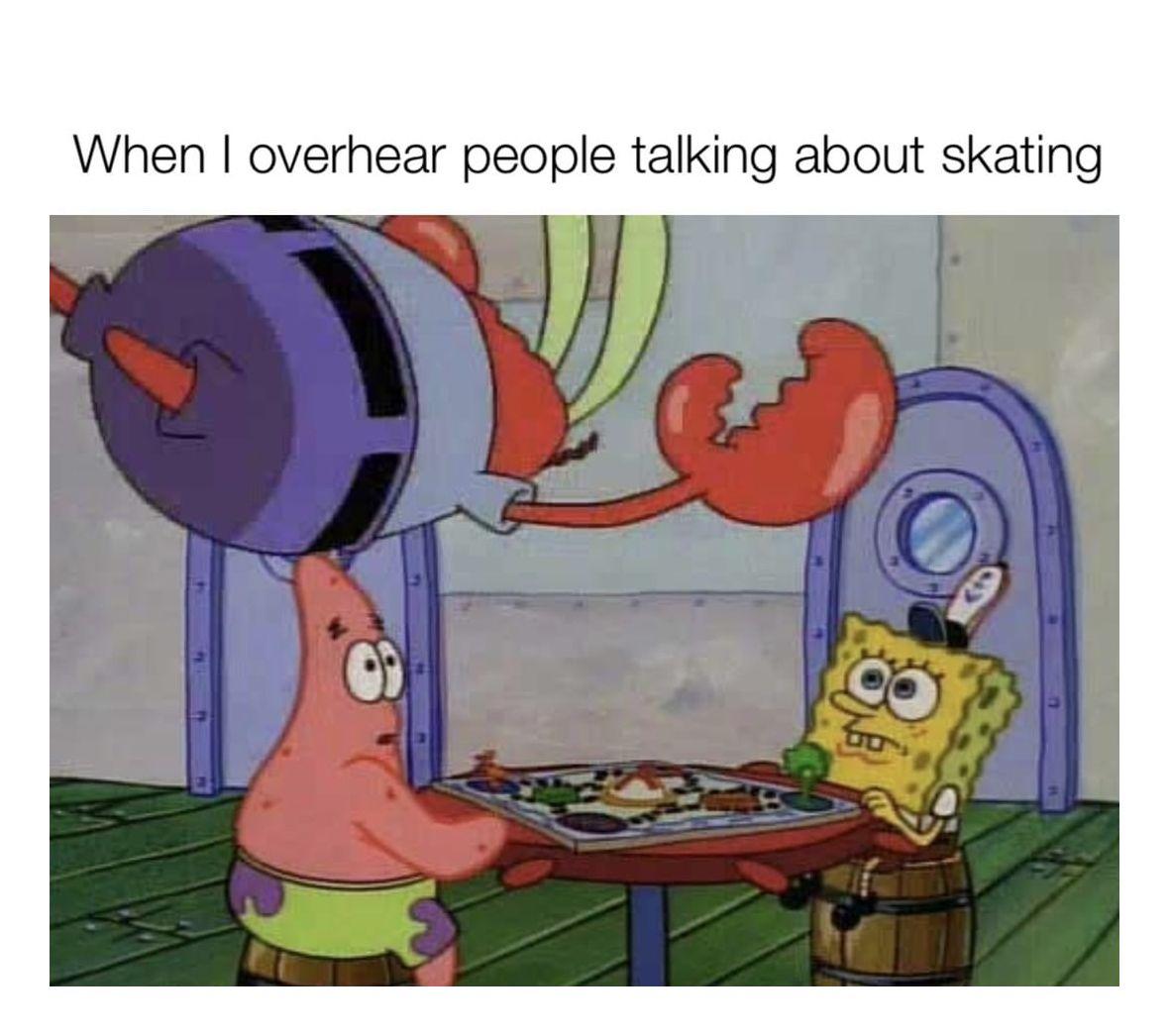 who can relate?   via @brailleskate  #skateallday #skate4life #skatelife #sk8 #skater #skatefun #skatespot #metrogrammed #skatecrunch #sk8ing #supreme #sk8er #skatememes #skatermemes pic.twitter.com/KtKydG6RE0
