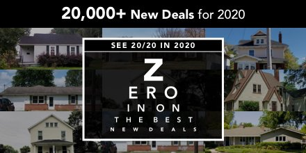 Welcome to the first full week of 2020! @Auction has 20,000+ NEW auction properties for 2020 at #ForeclosureSale and online #BankOwned auctions starting now. All #RealEstate #Investor deals for the new decade. View all deals near you here: https://t.co/nb2Z9plMhf https://t.co/nUBs33N1wa