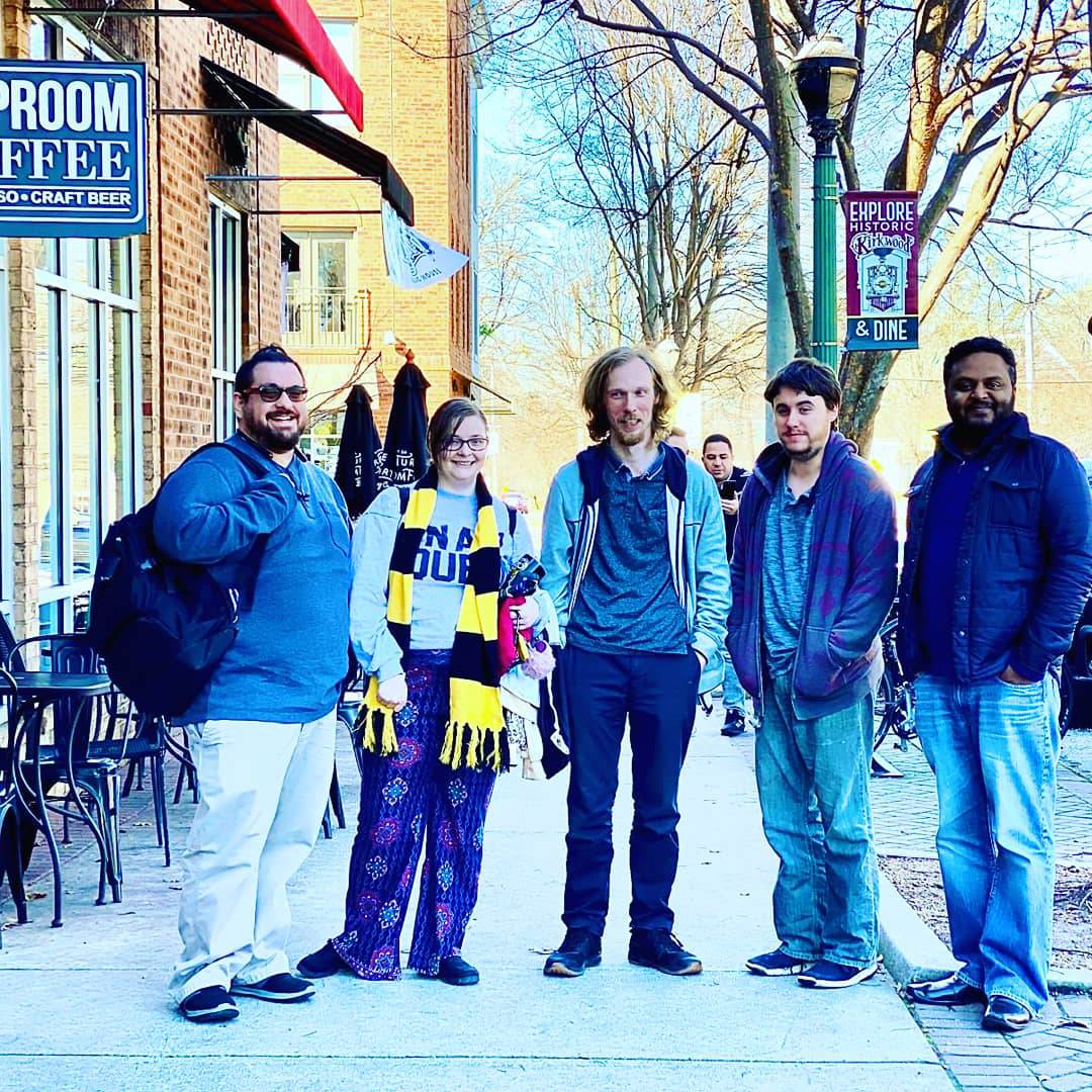 We had a great time going over details on #NobodyWins and #MinatureHeroes! Be on the lookout for more updates! Special thanks to Sonia for the great group photo of our #ArcheTechs! #Georgiafilm #atlantafilm #atlantafilmmaker #indiefilm #independentfilmmaker #filmingsoon pic.twitter.com/4VwwpL0IlR