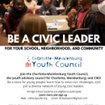 Image for the Tweet beginning: Community leaders: want youth ideas