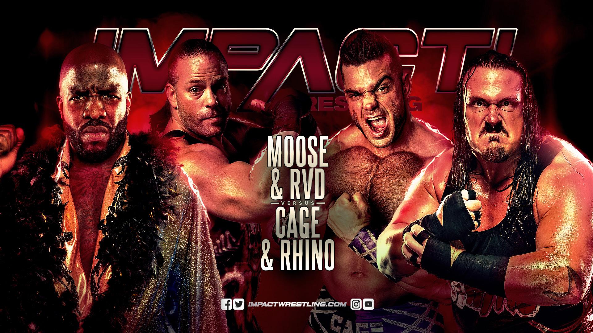 Cage Rhino RVD Moose