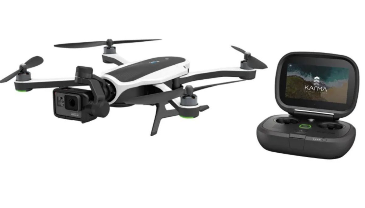 GoPro announces a firmware fix for its grounded Karma drones is coming
