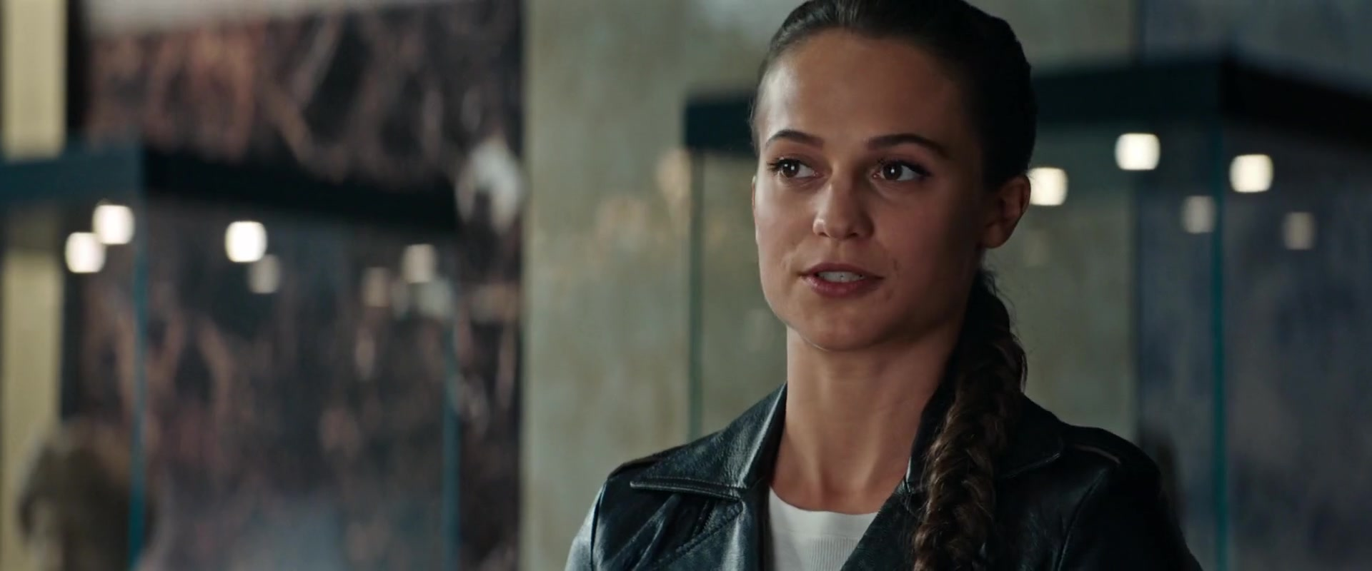 Alicia Vikander Daily On Twitter Tomb Raider 2018