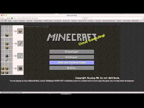 how to play minecraft free