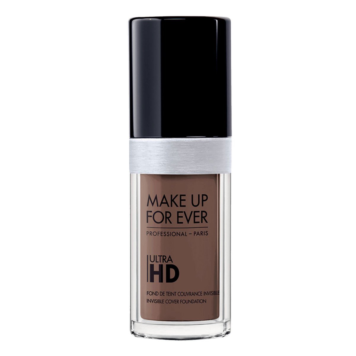"""""""If you want a foundation that gives you the right amount of glow without looking too dewy, the MAKE UP FOR EVER Ultra HD Invisible Cover Foundation is the one for you.""""- @Allure_magazine Gabi Thorne, Editorial Assistant Read More:  https://t.co/q9oRBrrXFo https://t.co/b0M3oIqoZ6"""