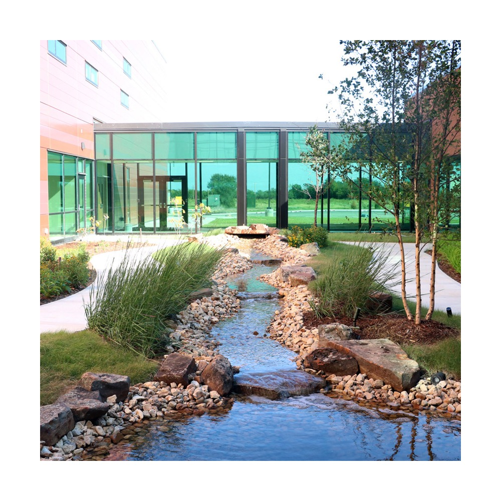 Season of reflection.  . #1architecture #architecture #tulsaarchitects #designcanchangetheworld #sustainability #clientsfirst #creativity #onecanmakeadifference #muscogeecreeknation #healthcaredesign #healthcarearchitecture<br>http://pic.twitter.com/ihEvHcLS0F