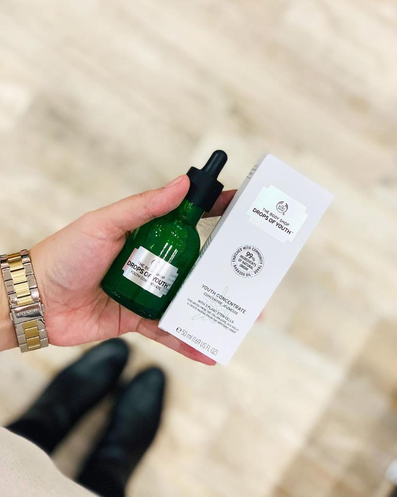 What's your morning skincare routine? This refreshing gel-like serum is enriched with the power of plants, and leaves skin looking smoother and feeling replenished with moisture. Photo credit: Kelly Cooper http://ms.spr.ly/6014TXaJA