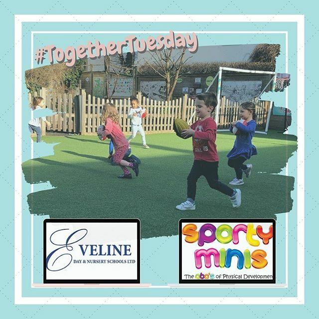 The Sporty Minis children @Eveline Day School love being active with our expert coaches! we LOVE #togethertuesday  #kidssport #worldchampion #agility #balance #coordination #locomotive #nonlocomotive#kidssports #sportforkids #funforkids #motordevelopment… https://ift.tt/2Fsh1hkpic.twitter.com/5JmaVgqLXr