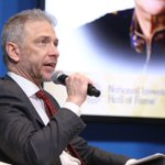 Image for the Tweet beginning: USPTO Director Andrei Iancu and