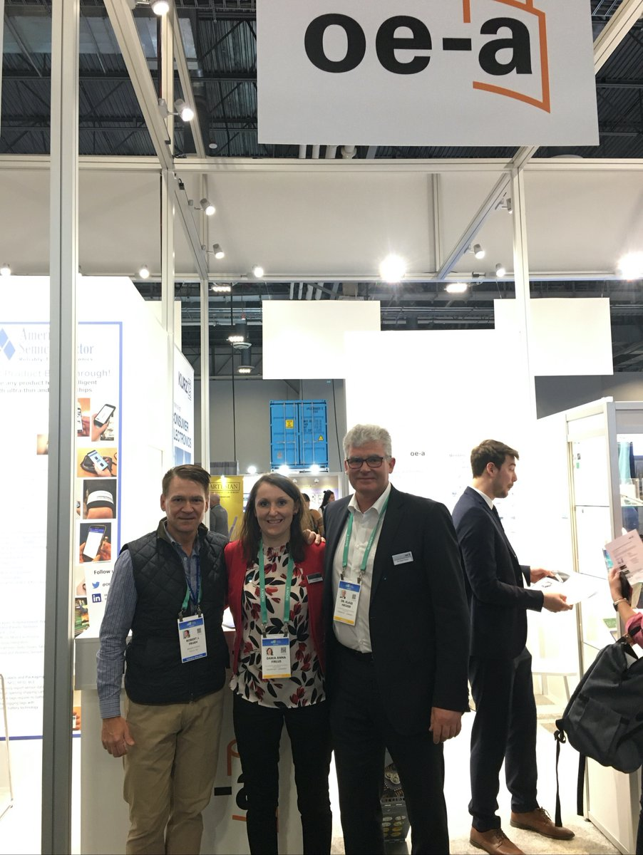 test Twitter Media - It's been great walking around #CES2020 the last couple days checking out the newest technological advancements. Today, we stopped in to see our friends from @OEAonline, @KlausHecker1 and Daria. Let us know you favorite new product at @CES has been. https://t.co/QYPW7guILS