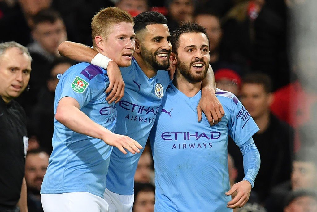 Video: Manchester United vs Manchester City Highlights
