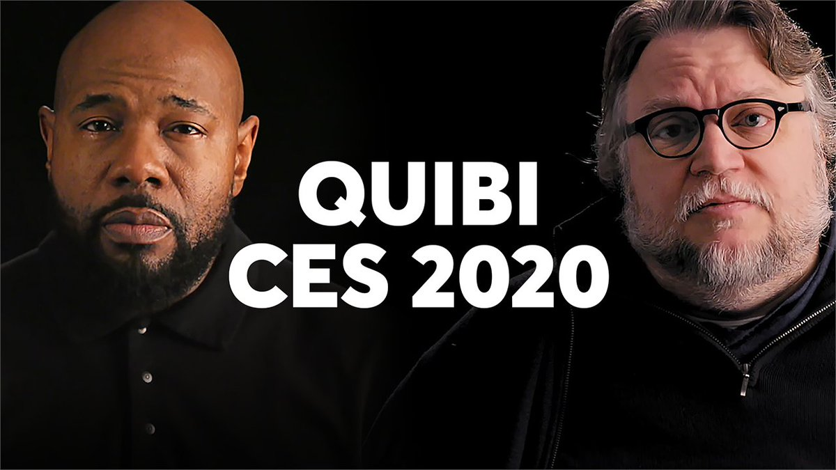 Quibi. The next evolution of entertainment is here. #QuibiCES