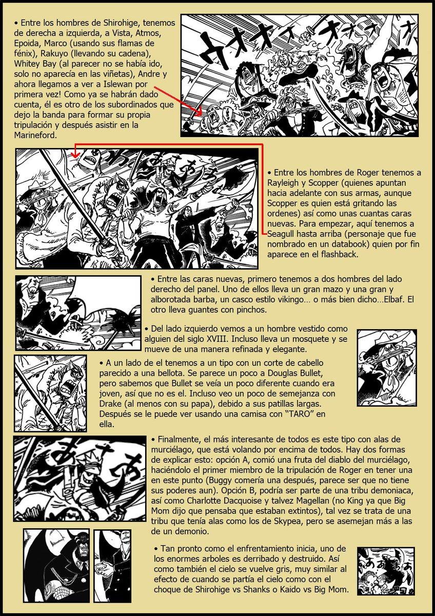 Secretos & Curiosidades - One Piece Manga 966 ENuTubmWoAAPVlR