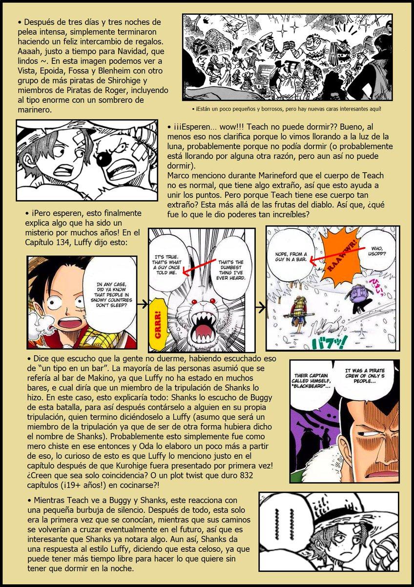 Secretos & Curiosidades - One Piece Manga 966 ENuTubmX0AAm6s7